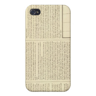 Discovery of Boreales 7 iPhone 4 Case