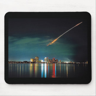 Discovery Over West Palm Beach mousepad
