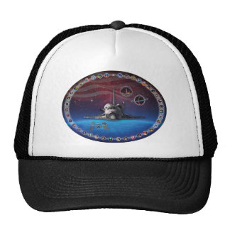 Discovery Tribute OV 103 Trucker Hat