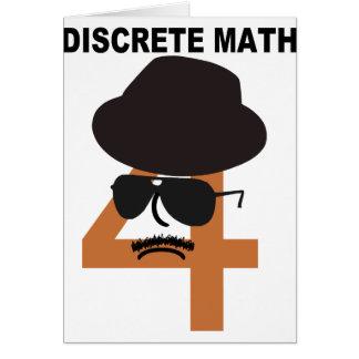 Discrete Math Card