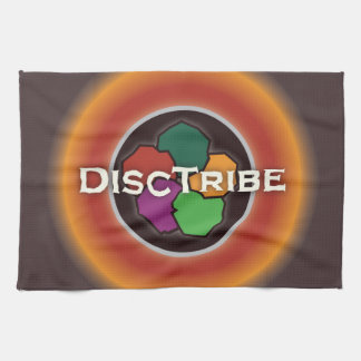DiscTribe Towel