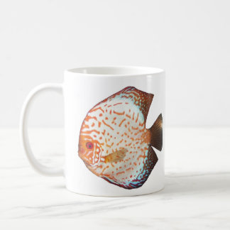 Discus Basic White Mug