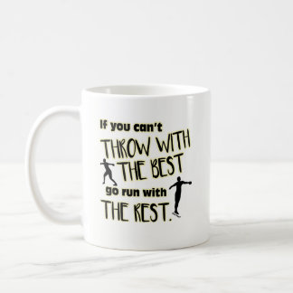 Discus Throw With The Best- Mug
