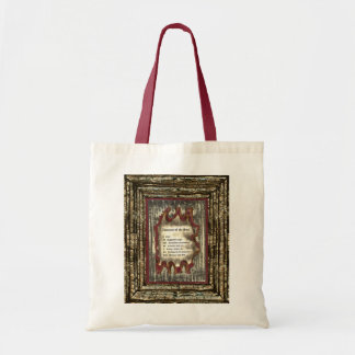 Diseases of The Soul Budget Tote Bag