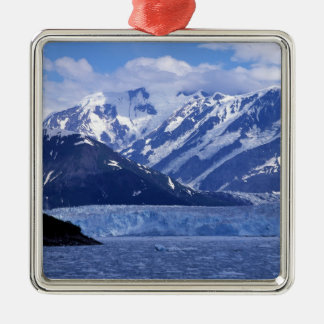 Disenchantment Bay and Hubbard Glacier, Christmas Ornament