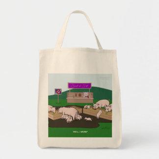 Disgruntled Customer Bag