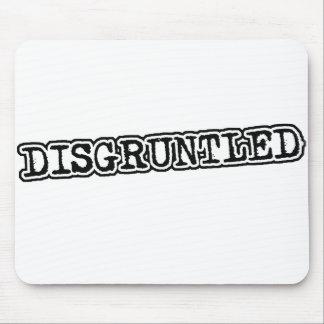Disgruntled Mousepad