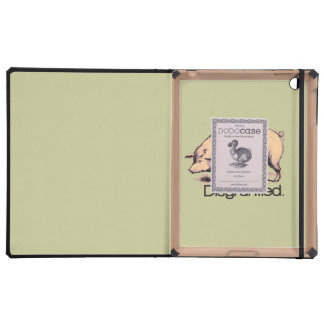Disgruntled Pig Cover For iPad
