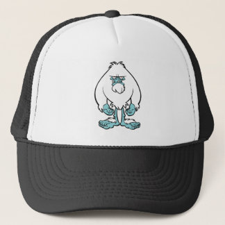 Disgruntled Yeti Trucker Hat