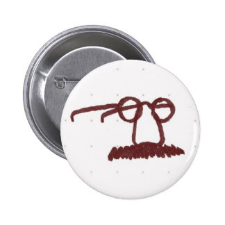 disguise 6 cm round badge