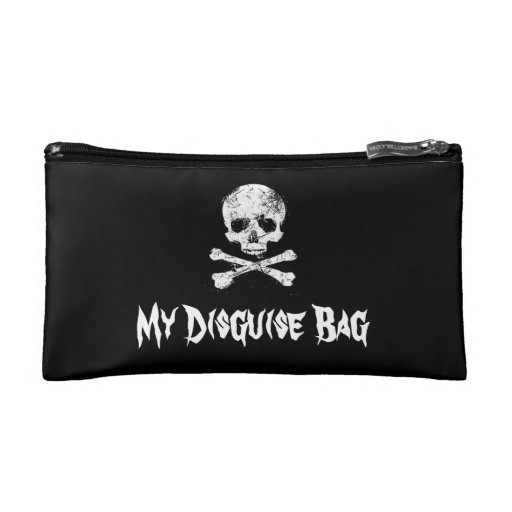 Disguise Bag Cosmetic Bags