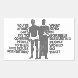 Disgusting People Stickers