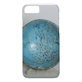 Dish decorated with fish (faience) iPhone 8/7 case