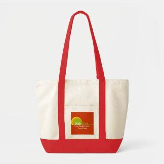 Dish Diet Bag Red
