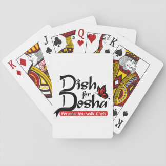 Dish for Dosha Personal Ayurvedic Chefs Card Deck