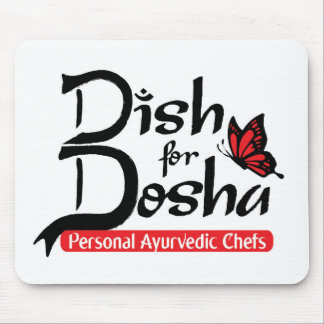 Dish for Dosha Personal Ayurvedic Chefs Mouse Pad