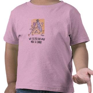 Dish Ran Away Tshirt