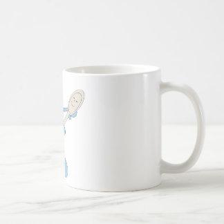 Dish ran with Spoon Mug