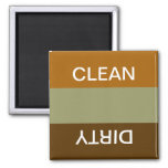 Dishwasher Magnet (Browns)
