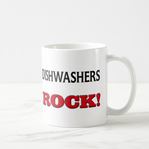 Dishwashers Rock Mug