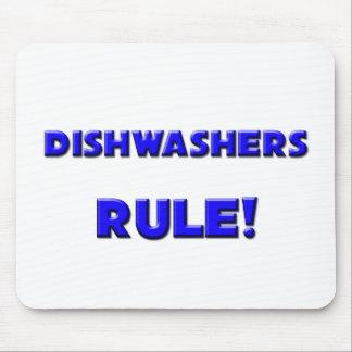 Dishwashers Rule Mouse Mat