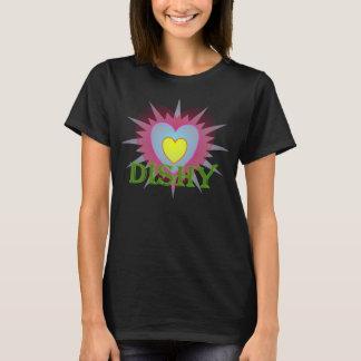 Dishy Retro Heart T-Shirt