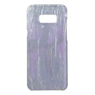 Disillusioned Tech | Violet Plum Purple Silver Get Uncommon Samsung Galaxy S8 Plus Case