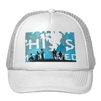 disintegrating days hat