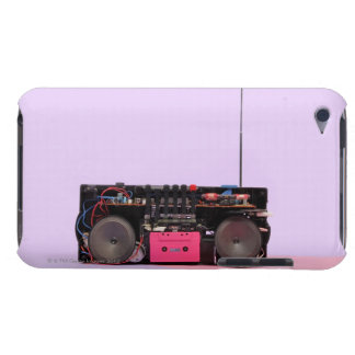Dismantled Portable Stereo iPod Touch Case