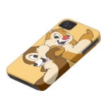 Disney Chip and Dale iPhone 4 Case