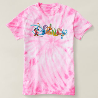 Disney Family Vacation Logo | 2-Sided Unisex T-Shirt