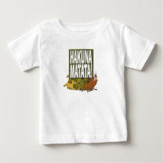 Disney Lion King Hakuna Matata! Baby T-Shirt