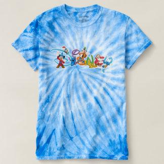 Disney Logo | Mickey and Friends Tie-Dye T-Shirt