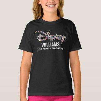 Disney Logo | Mickey & Friends - Family Vacation T-Shirt