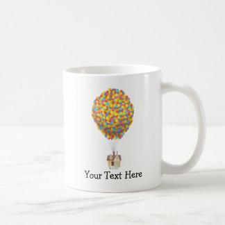 Disney Pixar UP | Balloon House Pastel Coffee Mug