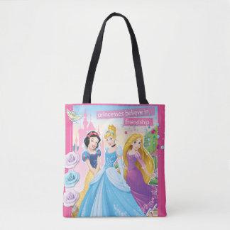 Disney Princess | Believe in Friendship Tote Bag