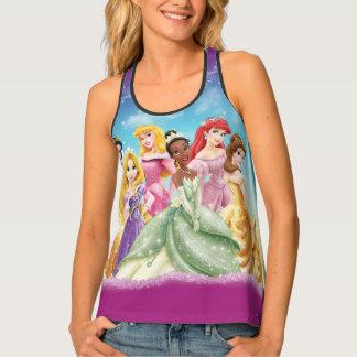Disney Princess | Tiana Featured Center Tank Top