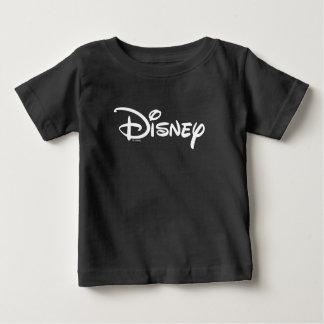 Disney White Logo Baby T-Shirt