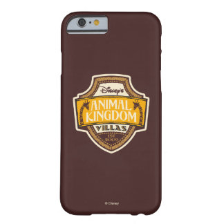 Disney's Animal Kingdom Villas   Est. 2009 Barely There iPhone 6 Case