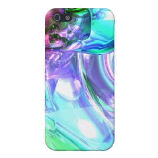 Disorderly Color Abstract iPhone 5/5S Case