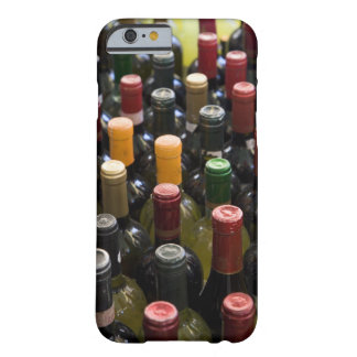 dispaly fo wine bottles in market, Campo di Barely There iPhone 6 Case