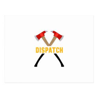 Dispatch Postcard