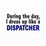 Dispatcher During The Day Post Cards
