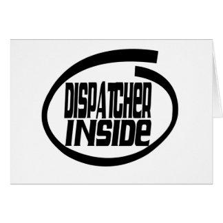 Dispatcher Inside Cards