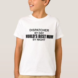 Dispatcher/Policeman Mom/Dad T-Shirt