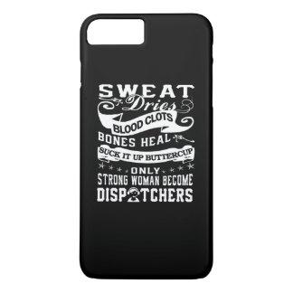 Dispatcher Woman iPhone 7 Plus Case