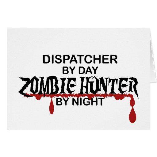 Dispatcher Zombie Hunter Card