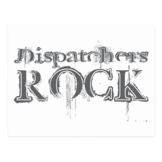 Dispatchers Rock Postcard