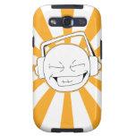 Disperse-L (Amber) Galaxy Case Samsung Galaxy SIII Cover