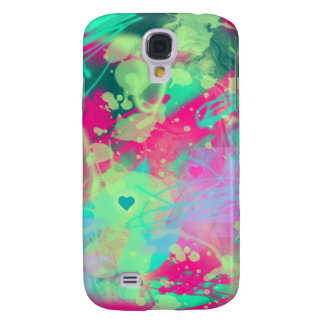 Dispersed love galaxy s4 case